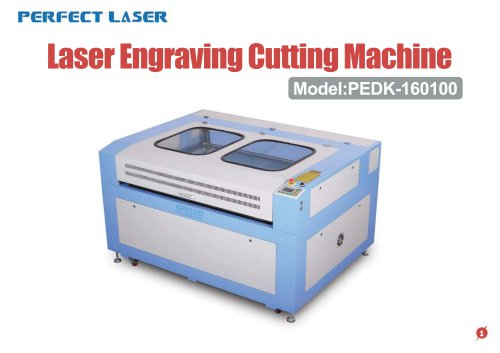 Perfect Laser laser engraving cutting machine PEDK-160100