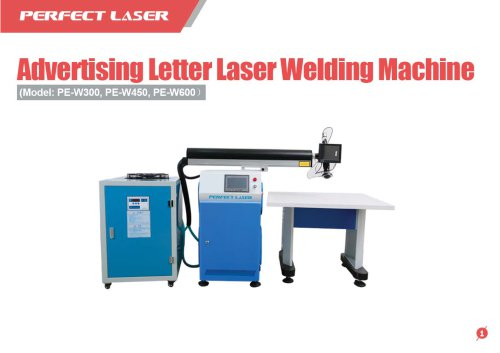 Perfect Laser - Laser Welding Machine PE-W300/PE-W400,PE-W600