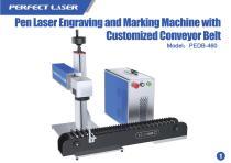 Perfect Laser pen marking fiber laser marker PEDB-460
