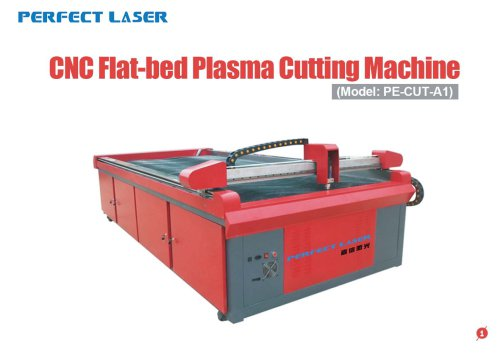 Perfect Laser - Plasma Cutting Machine-PE-CUT-A1