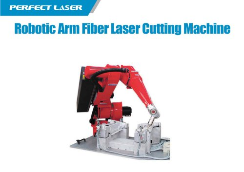 Perfect Laser-Robotic Arm Fiber Laser Cutting Machine PE-ROBOT-200/300/500