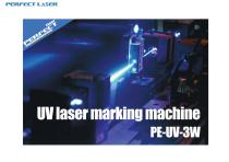 Perfect Laser-UV Marking Machine PE-UV-3W