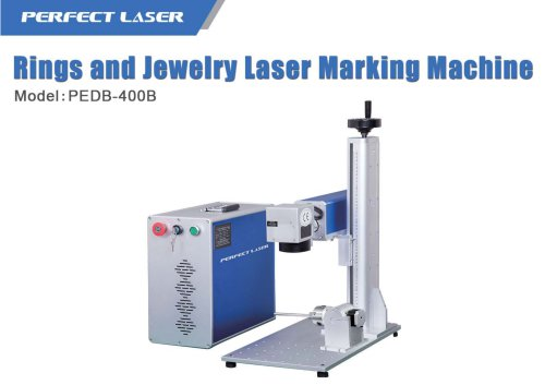 Ring and Jewelry Laser Marking Machine