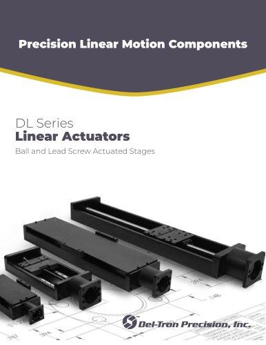 DL SERIES Linear Actuators