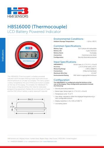 HBS16000