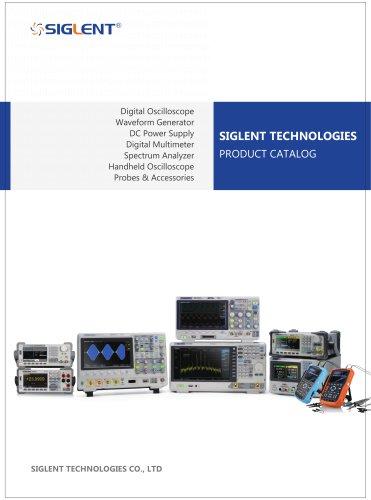 Siglent_Product Catalog 2016