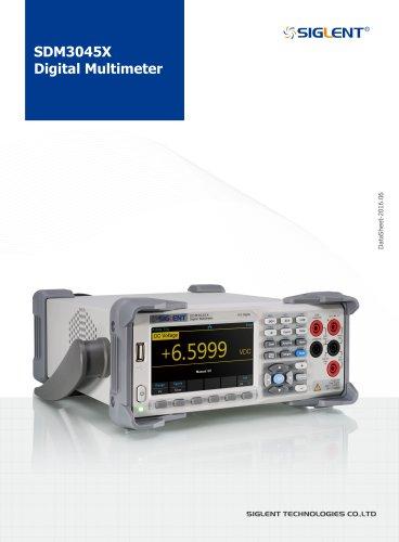 Siglent SDM3045X Digital Multimeter Datasheet