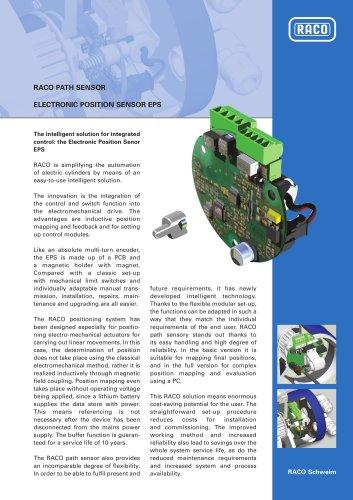 RACO Electronic Position Sensor EPS02/06
