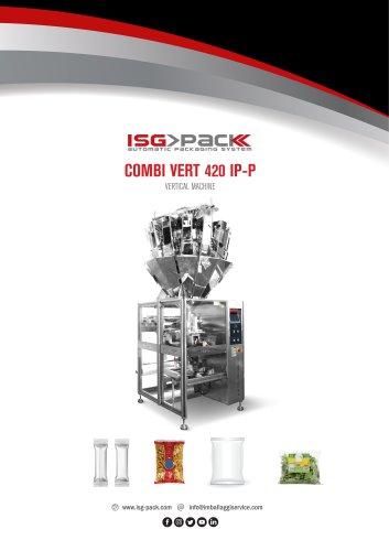 COMBI VERT 420 IP-P