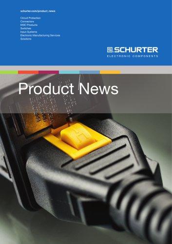 SCHURTER Product News