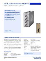 SIM914350 MHz Preamplifier
