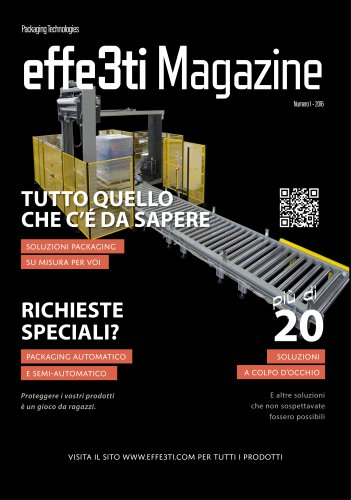 Effe3Ti Magazine Issue 1