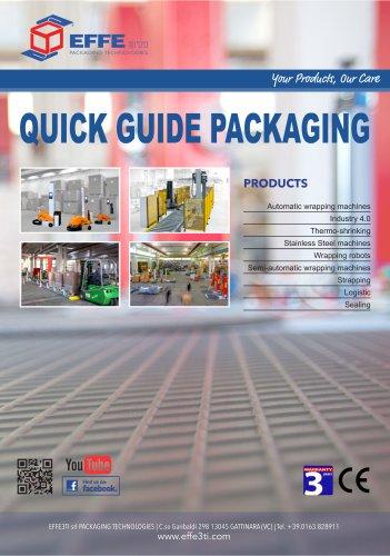 Effe3Ti QuickGuidePackaging