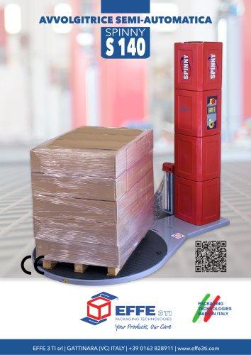 Spinny S140 Plus / Advanced
