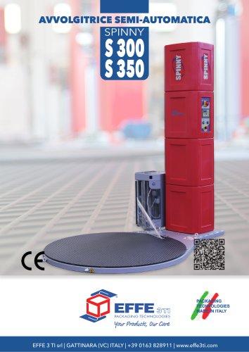 Spinny S300-S350