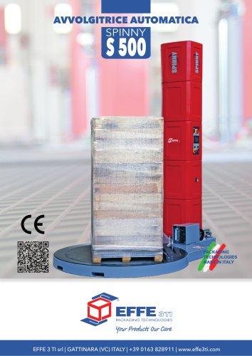 Spinny S500