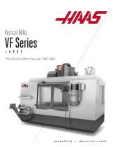 Haas Large Vertical Machining Centers