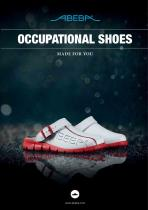 Occupational Shoes 7.16