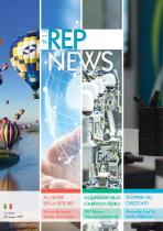 REP News #13 - Magazine of the REP Group (IT)