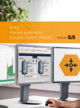 Brochure: APROL Process automation