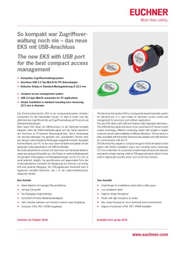 EKS with USB port