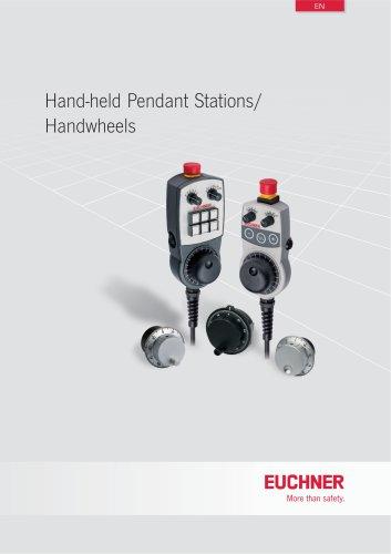 Hand-Held Pendant Stations/Handwheels