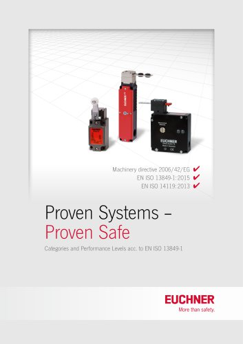 Proven Systems - Proven Safe