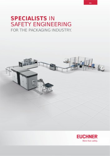 Safety Engineering for the Packaging Industry