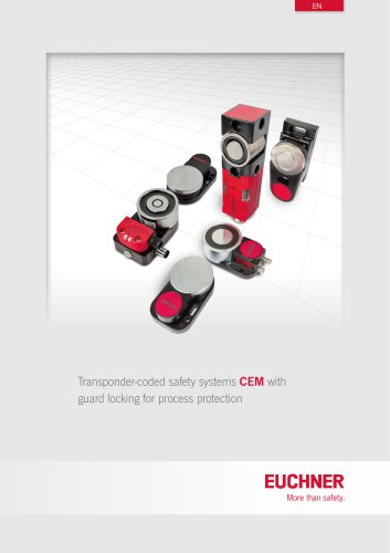Transponder-coded safety systems CEM