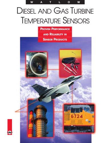 Diesel & Gas Turbine Temperature Sensors