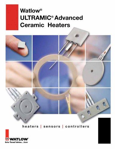 ULTRAMIC Advanced Ceramic Heaters