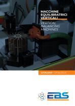 Vertical balancing machine EN-IT