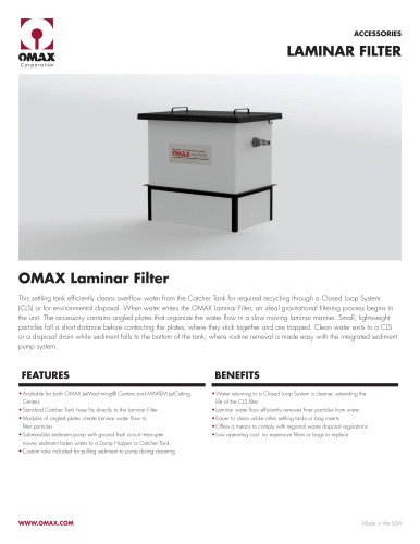 Laminar Filter