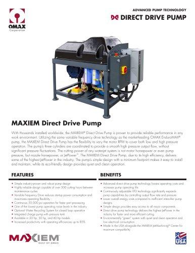 MAXIEM Pump