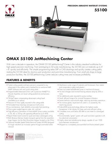OMAX 55100
