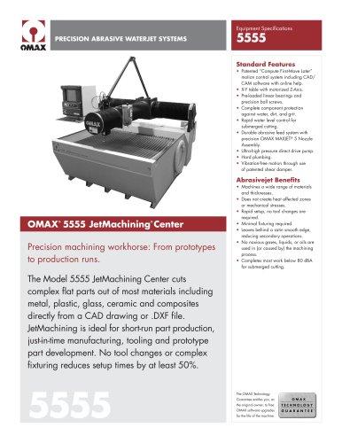 OMAX Model 5555