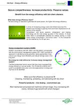 Info flyer – Energy efficiency