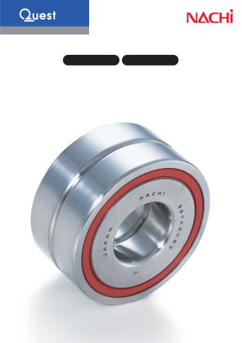 Ball Screw Support Bearings