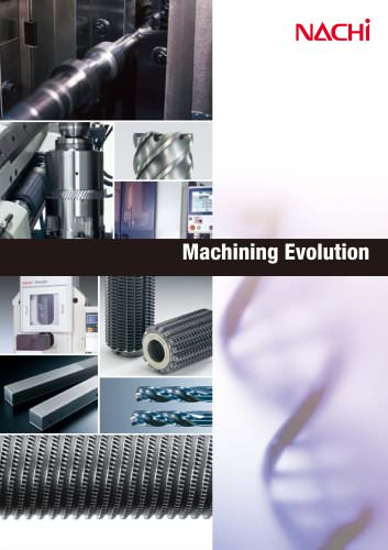 Machining Evolution