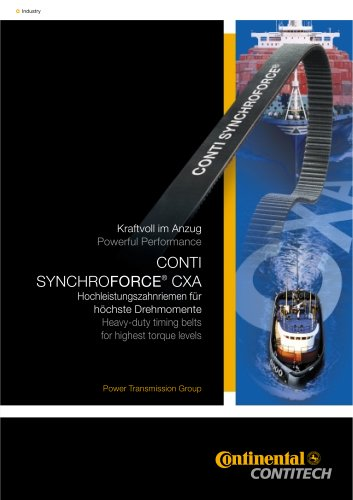 SYNCHROFORCE® CXA