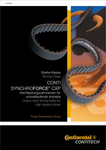 SYNCHROFORCE® CXP