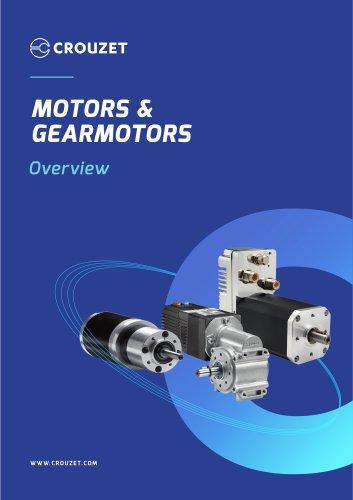 MOTORS & GEARMOTORS Overview