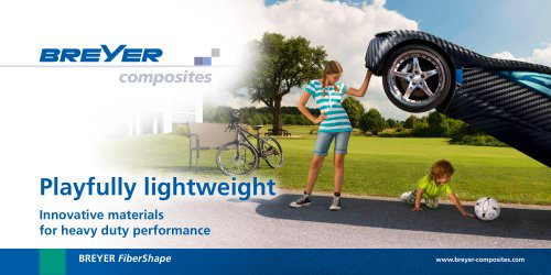BREYER FiberShape for composites