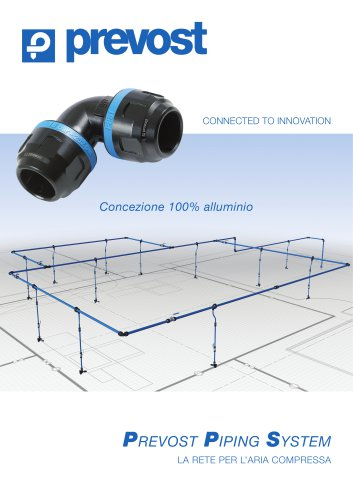 Prevost Piping System - La rete per l'aria compressa