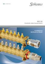 NCI 33 Controllo della temperatura