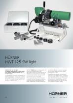 HWT 125 SW light