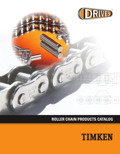 Timken Drives Roller Chain Catalog