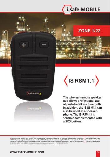 IS RSM1.1