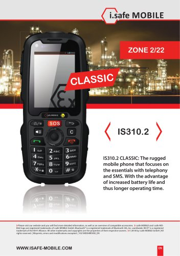 IS310.2 CLASSIC