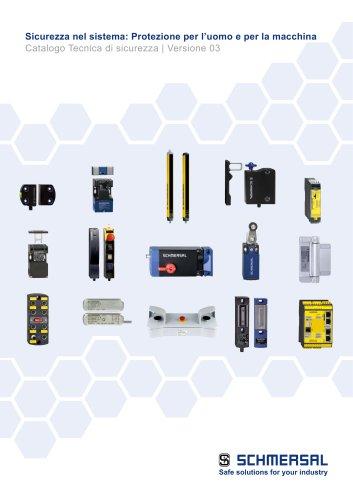 Catalogo Tecnica di sicurezza